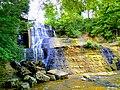 The bottom of Dunn's Falls.jpg
