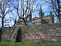 The city walls and the cathedral - geograph.org.uk - 787871.jpg