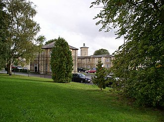 Roundway Hospital - Image: The former Roundway Hospital geograph.org.uk 245352