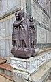 The four tetrachs in Venice - Porphyr stone sculpture general view.JPG