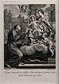 The infant Christ on the Virgin's lap presenting Saint Wellcome V0032035.jpg