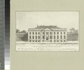 The president's house in Washington, lately taken and destroyed by the British army (NYPL b13075511-420477).tif