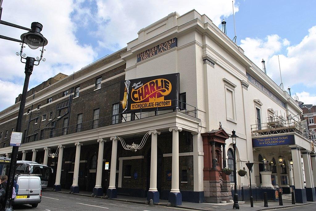 Theatre Royal, Drury Lane 20130408 022.jpg