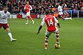 Theo Walcott on the ball 1 (16420702932).jpg