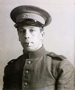 Theo van Doesburg in military service.JPG