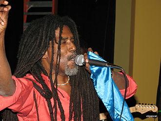 Music of Haiti - Theodore Lolo Beabrun, Lead Singer of Boukman Eksperyans