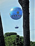 There was a sun and now it's gone, Aerophile 5500, Rome.jpg