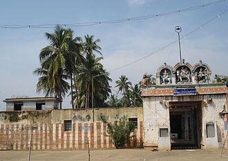 Krishnarayapuram - Thirukkan Maleeswarar Temple
