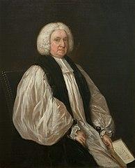 George Lavington, Bishop of Exeter