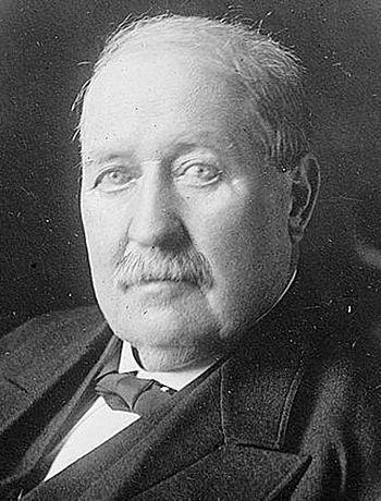 English: Thomas Benton Catron, Senator of the ...