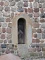 Thomaskirche Tribsees tower door.JPG
