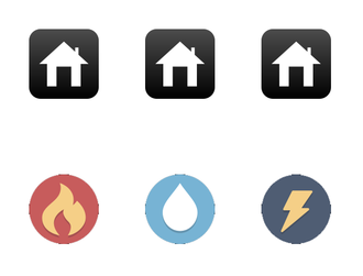 Three utilities problem - The three utilities problem. Can each house be connected to each utility, with no connection lines crossing?