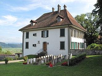 Kirchenthurnen - Thurnen parish rectory in Kirchenthurnen