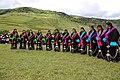 Tibetan Female Headdress in Kham Derge Mesho 13.jpg