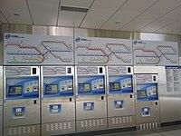 自动售票机