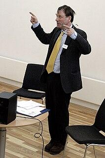 Tim Ingold British anthropologist