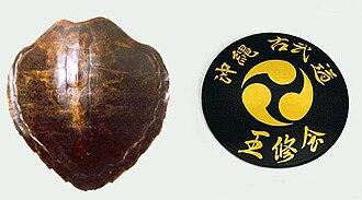 Okinawan kobudō - Traditional shields used in kobudō