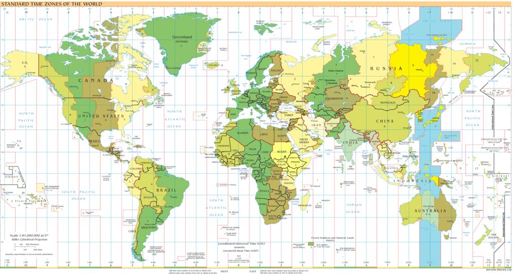 Timezones2011 UTC+9
