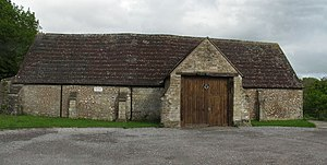 Mells Village Hall - Image: Tithe Barn geograph.org.uk 1346074