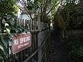 Točná - ulice Ke Spálence jižně od rybníka.jpg