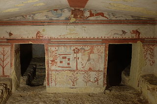 Tomb of the Bulls