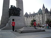 Tomb of the Unknown Soldier - Tombe du Soldat inconnu
