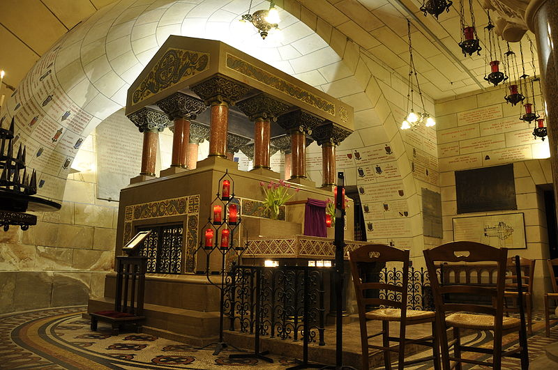 File:Tombeau de Saint-Martin de Tours.jpg