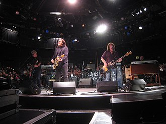 Tommy James and the Shondells - Image: Tommy James & the Shondells 2010 tour