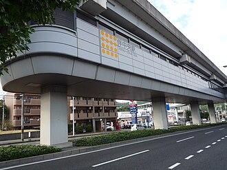 Tomo-chūō Station - Tomo-chūō Station