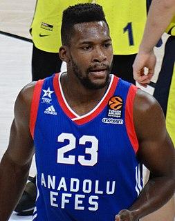 Toney Douglas American basketball player