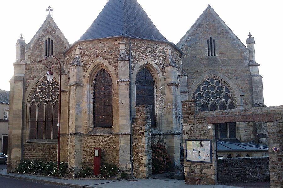 Église Saint-Laurent à fr:Torigni-sur-Vire