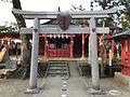 Torii of Koinoki Shrine in Mizuta Temman Shrine.jpg