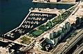 Toronto Music Garden & Marina from the CN Tower (674812707).jpg