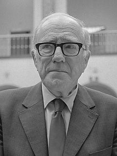 Torsten Husén Swedish psychologist