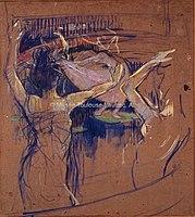 Toulouse-Lautrec - BALLET DE PAPA CHRYSANTHEME, 1892, MTL.146.jpg