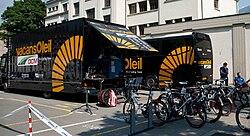 Tour de Romandie 2011 - Prologue - équipe Vacansoleil.jpg