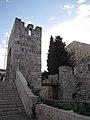 Tower of David barbican, Jerusalem (4158288499).jpg
