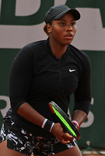 Taylor Townsend American tennis player