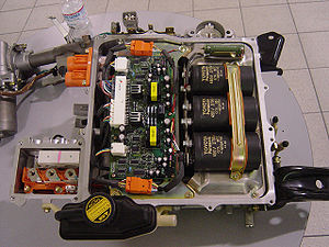 "Hybrid Synergy Drive - Power electronics from Prius NHW11 ""Classic"""