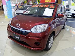 "Toyota Passo X""L package・S""2WD (5BA-M700A-GBNE(M)) front.jpg"