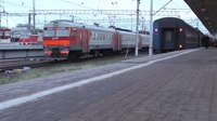 File:Trains at Kursky terminal in Moscow.webm
