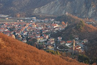 Trana Comune in Piedmont, Italy
