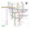 TransJakarta network map 2014.png