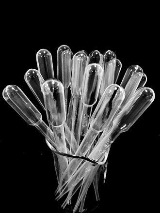 Pasteur pipette - Plastic pasteur pipettes
