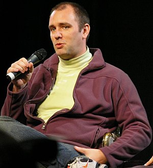 Trey Parker at The Amazing Meeting on January ...