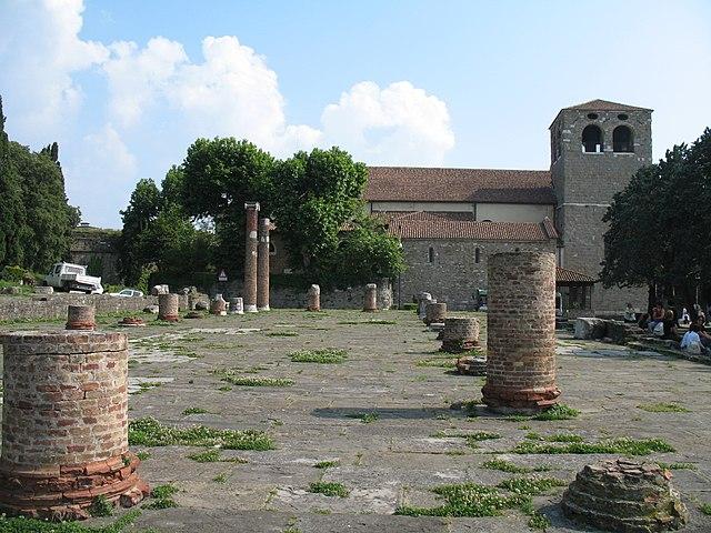 Basilica Forense Romana