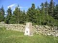 Trig Point on Meigle Hill - geograph.org.uk - 204530.jpg