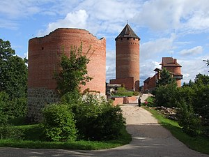 Turaida Castle - 222 px