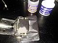 Turntable Hinge Repair - filling powder (9818346195).jpg