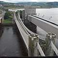 Two bridges across the River Conwy - geograph.org.uk - 1480566.jpg